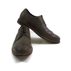 Cole Haan Wingtip Oxford Size 12 Lace Up Shoes